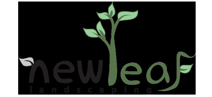 New Leaf Landscaping Logo - Design Portfolio - Chris Kilpatrick